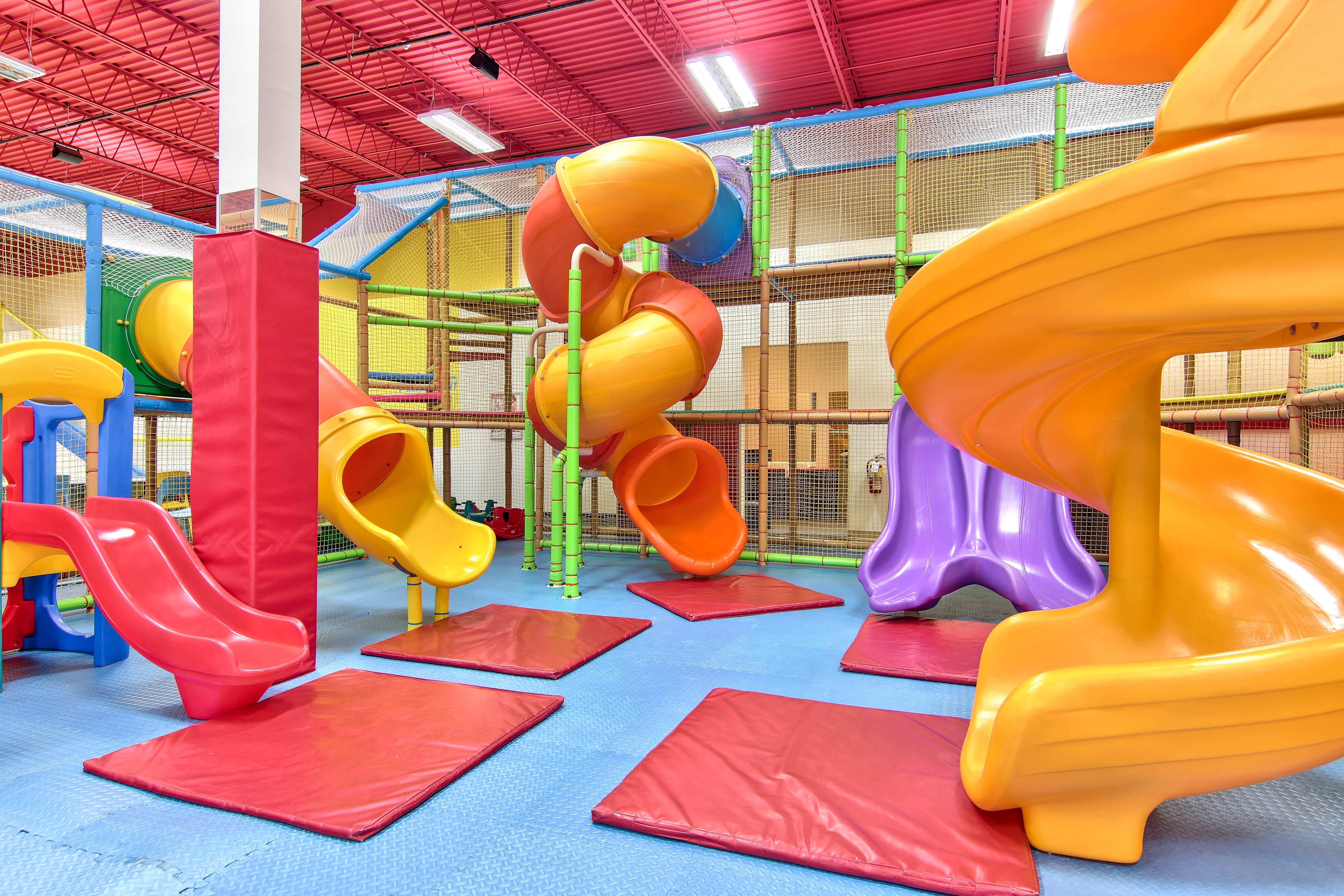 Module de jeux intérieur, glissades, piscine à balles, bébé,.jeux pour enfant